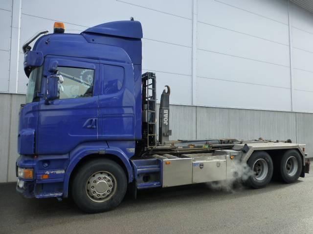 Scania R560 6x4 - 2011