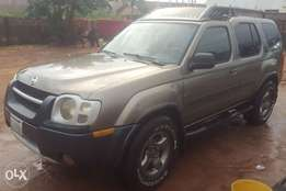 Registered Nissan xterra