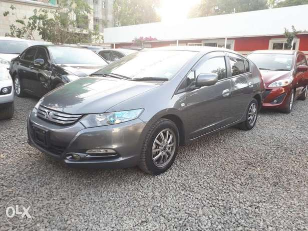 Honda Insight Hybrid, Newshape, Gray , Year 2011, KCP, 1300cc Auto Hurlingham - image 2