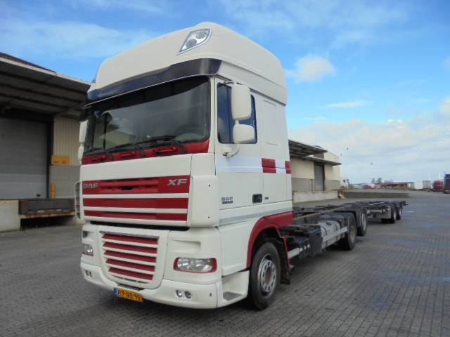 DAF XF105-410 SSC MANUAL - 2008