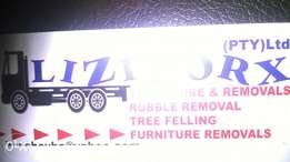 rubble removal and furniture removals