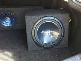 Pioneer Champions series subwoofer