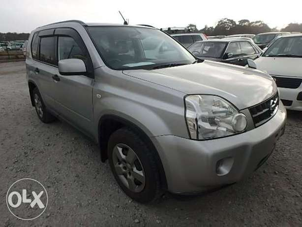 Nissan X-Trail Year 2010 Model Automatic 4WD Silver Color KCN Nairobi West - image 1