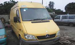 Mercedes-Benz Sprinter (2005)