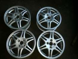 RSI rims for sale R3500.