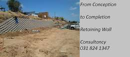 Engineers Durban Retaining Wall Contractors,Plans,Builders & Installer