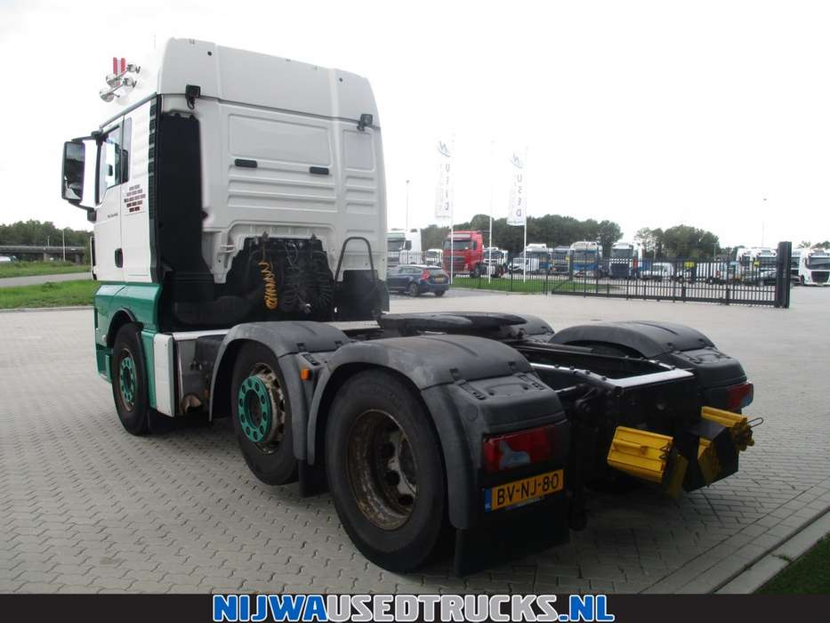 MAN TGX 26.440 Steered axle 6X2 - 2008 - image 4