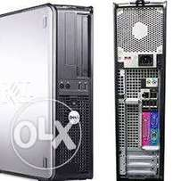 dell optiplex desktops dualcores 1gb 80gb