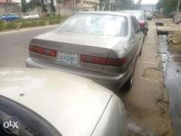 Toyota camry locally used 1999model for sale p