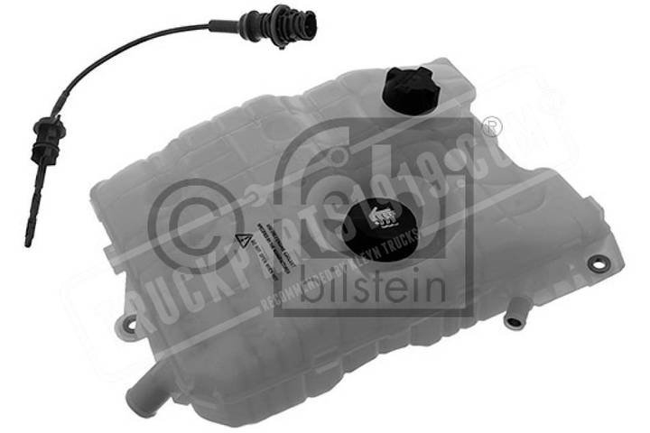 New FEBI BILSTEIN expansion tank for truck - 2019