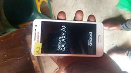 Samsung galaxy A3 for sale