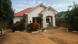 Contemplate 3 bedroom 2 baths stand alone house in Seeta at 600k