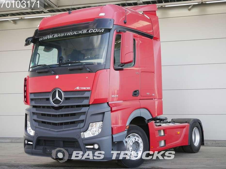 Mercedes-Benz Actros 1842 LS 4X2 Retarder Navi Euro 6 - 2014