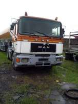 MAN truck in a perfect condition urgent sale in PH