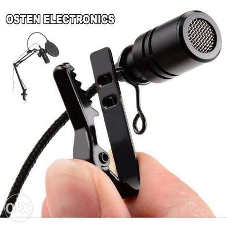 Microphone pro using for mobile and cameras.