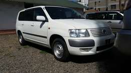 Clean Txg Toyota succeed pal white 2009 model.Buy on hire purchase