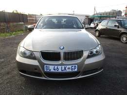 2008 BMW 3 series ,beige in colour ,4 doors ,105 000km ,for sale
