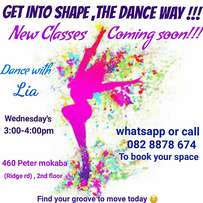 Dance exercise classes