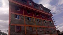 One bedroomapartments for rent in Lower Kabete at Kshs12,000p.m
