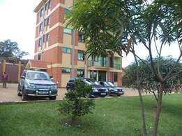 Nice 4 bedroom double storied apartment for rent in Naguru at 1000$