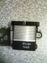 Toyota D4D injector driver box double plug for sale...