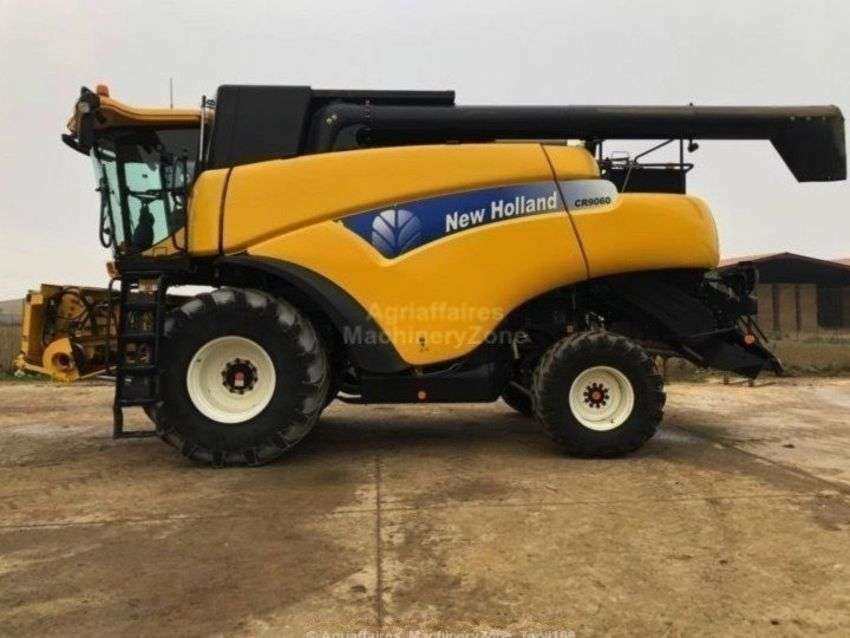 New Holland Cr9060 Elevation Code Cr906l-02-050 - 2009