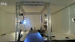 Hire Staging and Catwalks