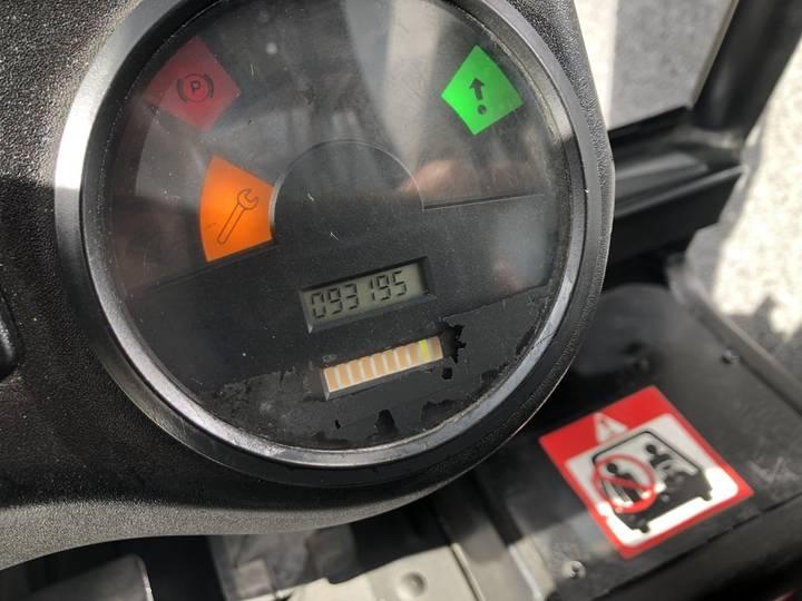 heftruck LINDE E25-02 duplo455 sideshift forkpositioner... - 2000 - image 7