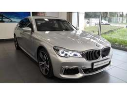 2016 BMW 730D at a great price