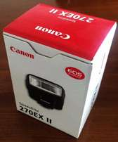 Canon 270 EXII Flash Brand New in box