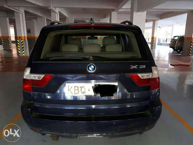 Bmw X3 Extremely clean well maintained unit Kbq auto diesel Nairobi West - image 2