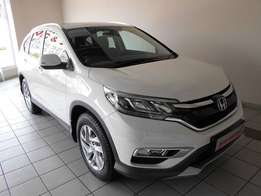 2016 Honda CR-V 2.0 Comfort AT 18300km R339995