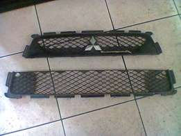 Mitsubishi ASX upper and lower Grille