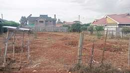 Plot for sale in Nyeri near king'ong'o