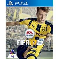 PS4 :FIFA 17: for sale .R750