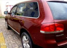 Touareg 2006 out for sell