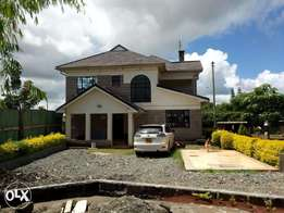 Three Houses to let in Membley Estate, Ruiru (Near Eastern bypass)