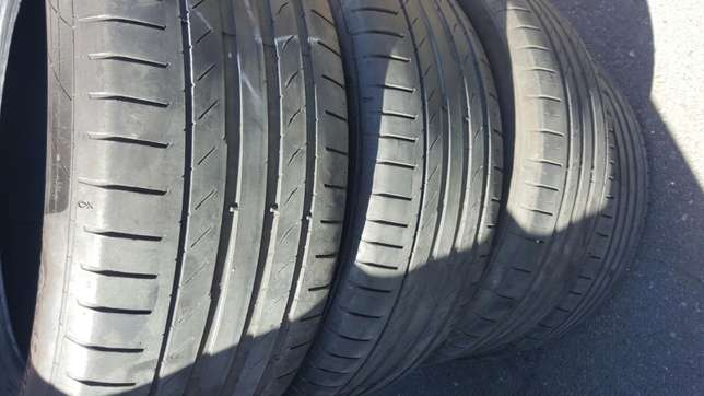225/50/17 X 4 runflats continental tyres Athlone - image 2