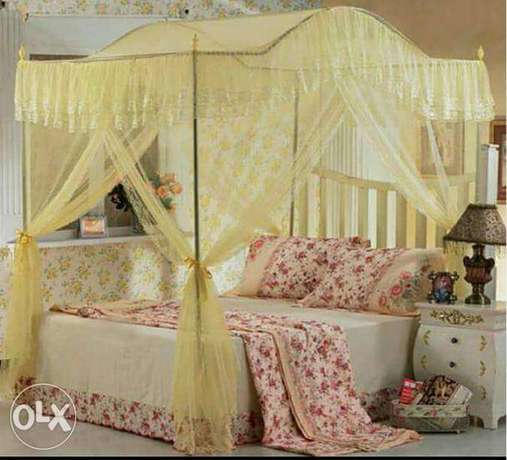 Curved mosquito net Allsops - image 1