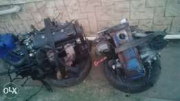 Honda flip up light auto matic gearbox