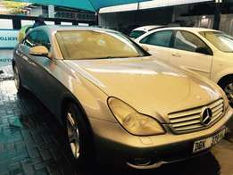Mercedes Benz CIS 350