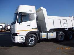 Awesome 2010 Nissan UD460 10 cube tipper for sale.