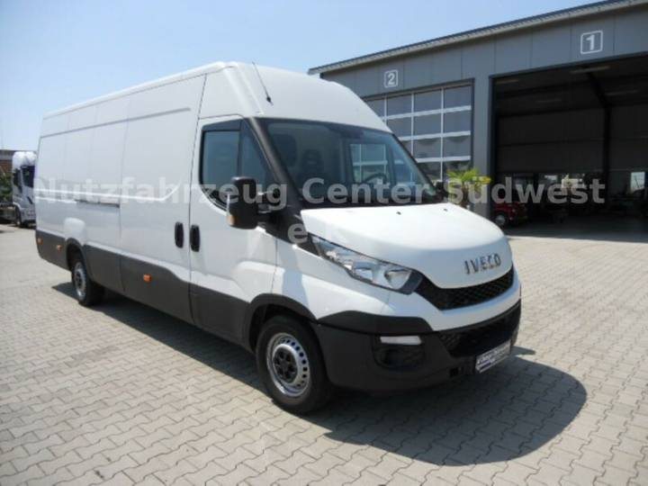 Iveco Daily 35-150 Hoch / Lang - 2016