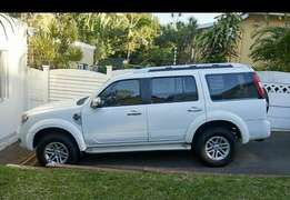 2014 Ford everest 3.0D XLT 4x2 7seater