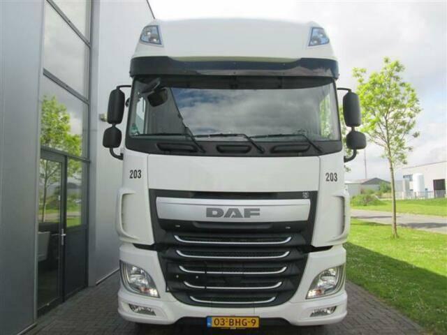 DAF XF460 4X2 EURO 6 NL REGISTRATION - 2016 - image 10