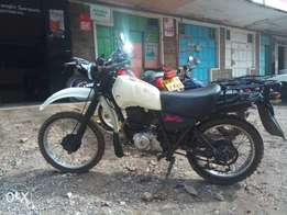 Yamaha AG 200cc for sale.
