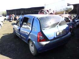 Does your 2004 Renault Clio II need a little TLC?