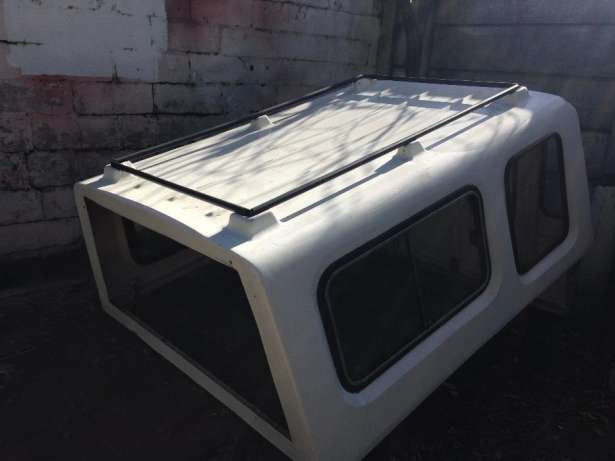 Canopy for Toyota Stallion 1800 in very good condition and extremely w Goodwood - image 3