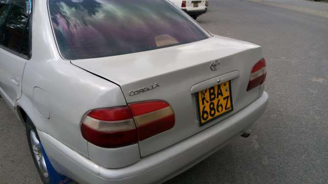 Toyota 110, for sale, well maintained, 370k Naivasha - image 6