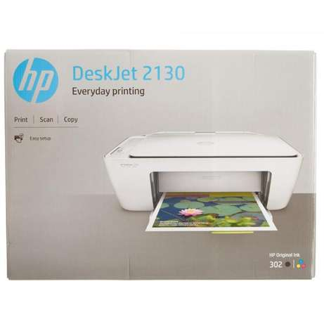 We Sell New Hp 2130 Color Printers with 1Year Warranty. Brand new Nairobi CBD - image 1